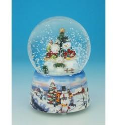 Bola de neve Homem de neve