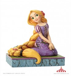 Be Creative (Rapunzel Figurine)