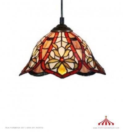 Tiffany Deco - 30 - Candeeiro de tecto