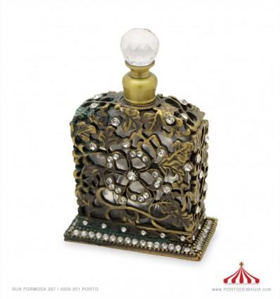 Frasco Perfume Flor