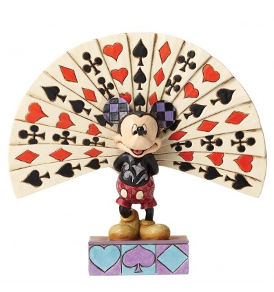 All Decked Out (Mickey Mouse Figurine)