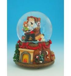 Bola de neve Pai Natal I