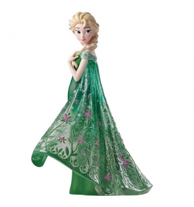 Frozen Fever Elsa Figurine