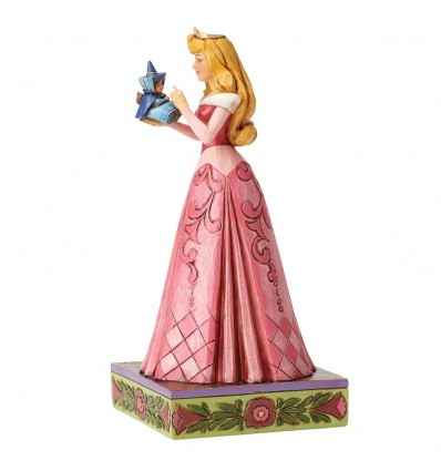 Wonder and Wisdom (Aurora with Fairy Figurine)