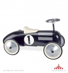 Carro Preto Vintage