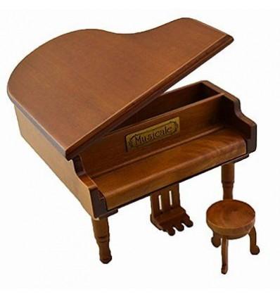 Caixa de Música em Madeira