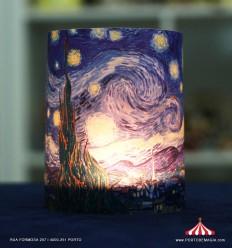 Luminaria Starry Night