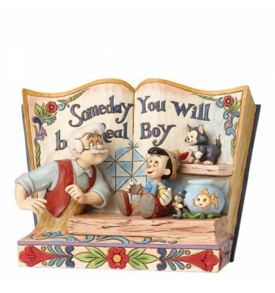 Someday You Will Be A Real Boy Storybook