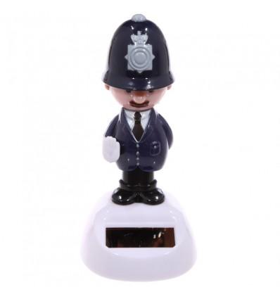 Policia Ingles Solar