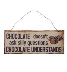 Placa Chocolate