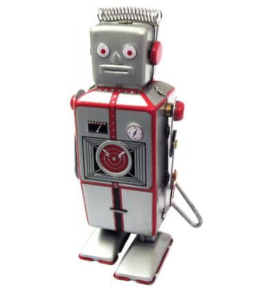 Robot Cinzento