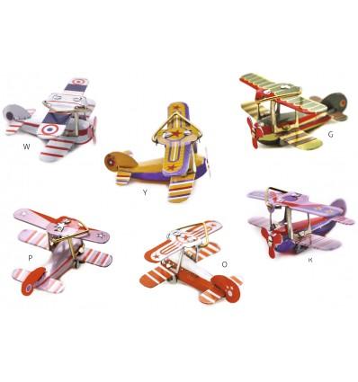 Mini Biplanos