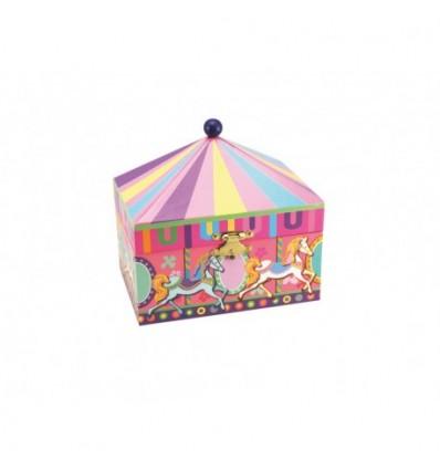 Carousel box Bolero
