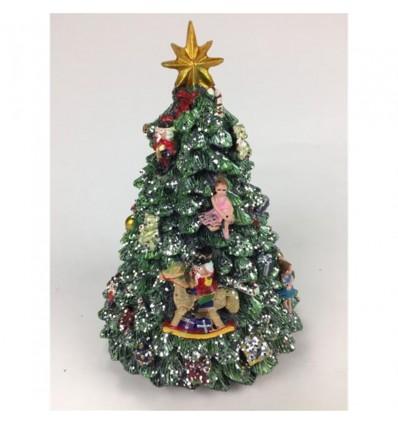 Christmas tree nutcracker