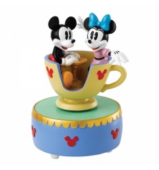 Come to the Fair Mickey and Minnie Mouse Teacup Musical