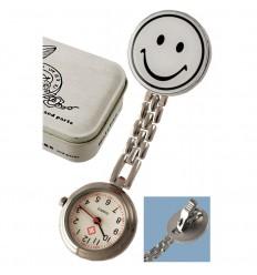 Relógio de lapela Smile
