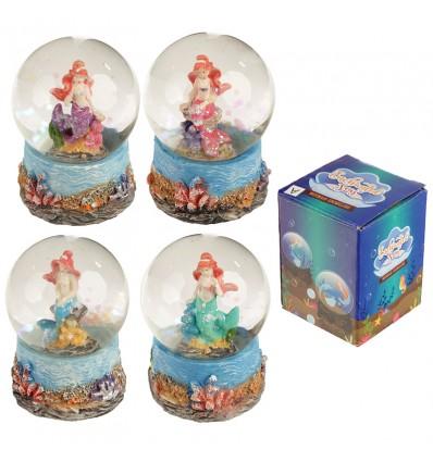 Snow Globe Mermaid (Mini)