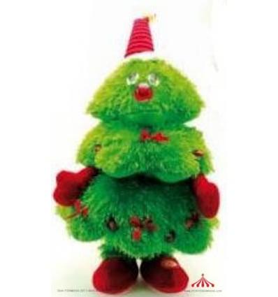 Árvore de Natal Dançante