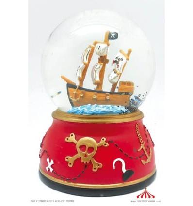 Bola de Neve Pirata