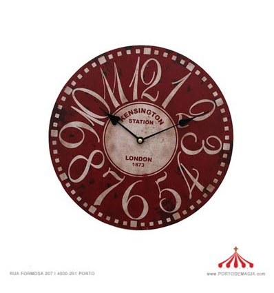 Relógio Kensington