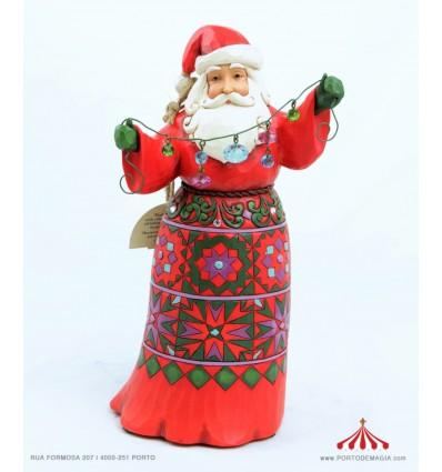 Santa Musical Exclusivo Jim Shore