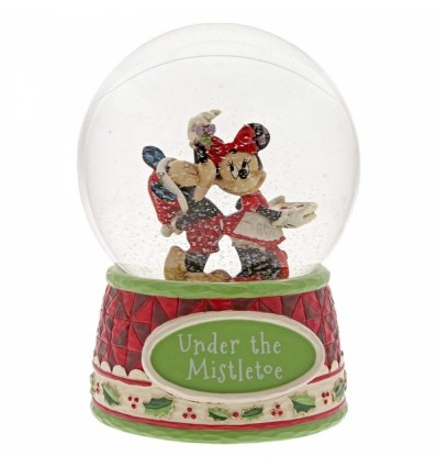 Under The Mistletoe (Mickey Mouse & Minnie Mouse Waterball)
