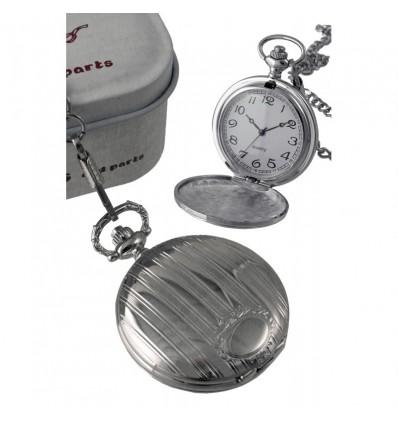 Relógio de bolso em metal